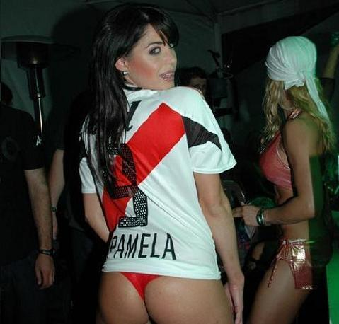 video chica argentina:
