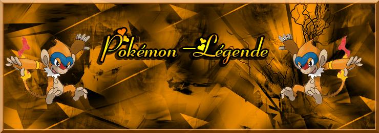 Pokémon-Légende Index du Forum