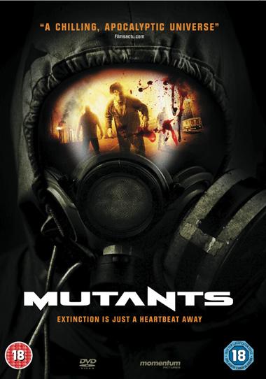 Poster de The Mutants