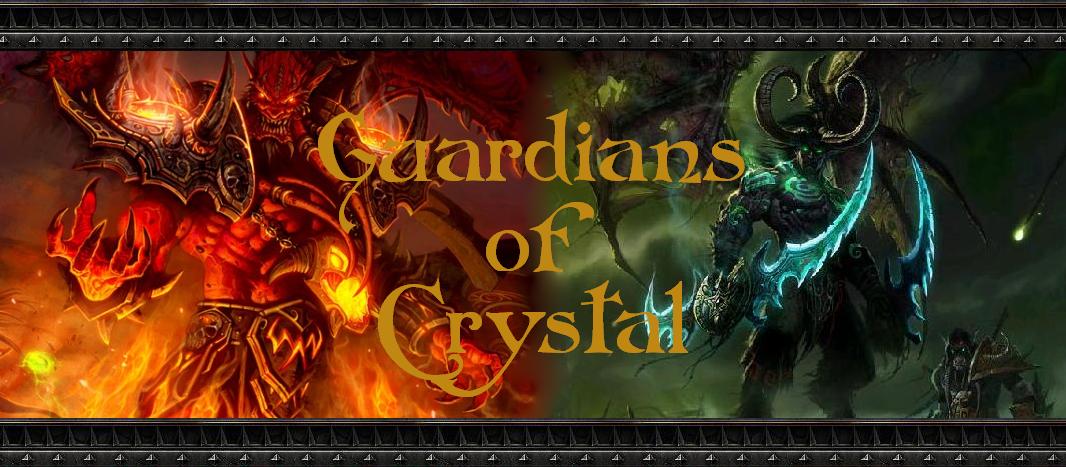 Guardians of Crystal Index du Forum