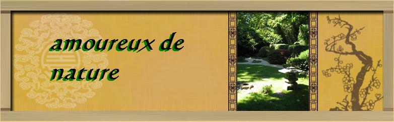 les amoureux de la nature Index du Forum