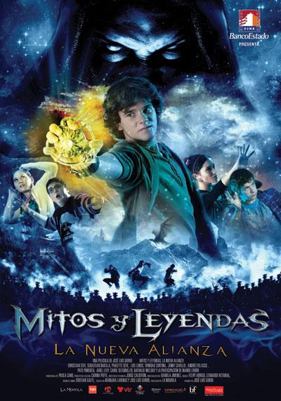 Poster de Mitos y leyendas La Nueva Alianza