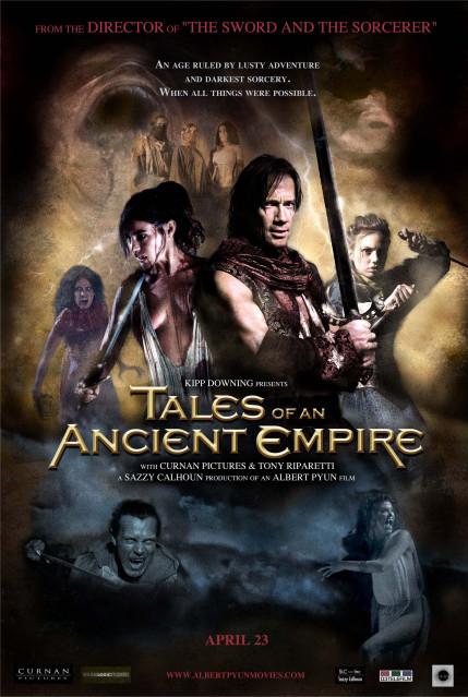Poster de Tales of an Ancient Empire