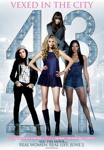 Poster de 4 3 2 1 The Movie