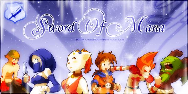 Sword Of Mana Index du Forum