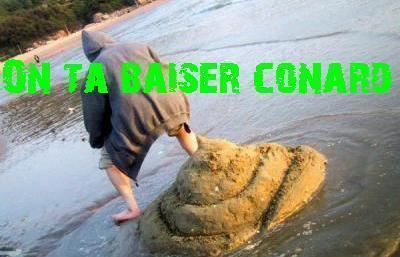 ON TA BAISER CONNARD Index du Forum