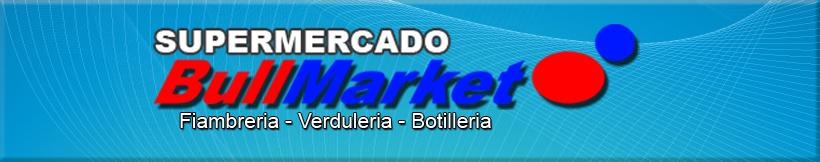 "Surpermercado ""Bullmarket"" - Algarrobo"