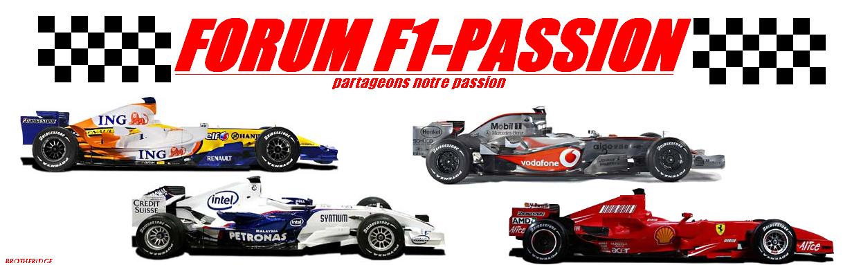F1- passion Forum Index