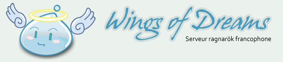 Wings of Dreams Index du Forum