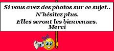 Si vous avez des photos