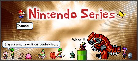 Nintendo Series Index du Forum