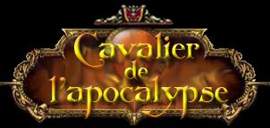 cavalier de l'apocalypse Index du Forum