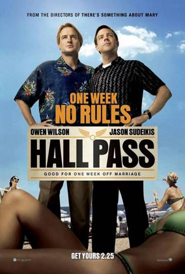 Poster de Hall Pass