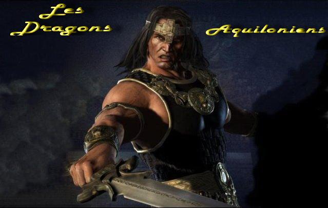Les Dragons d'Aquilonie Index du Forum