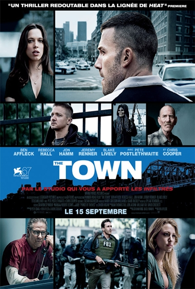 Cartel de la Pelicula The Town