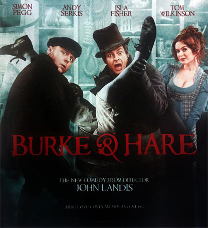 Poster de Burke and Hare
