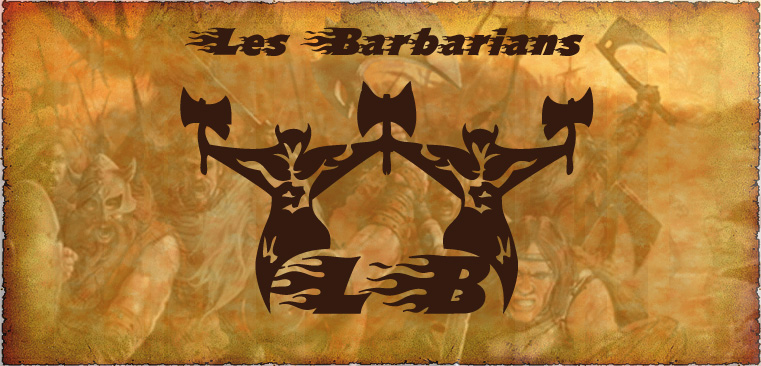 LesBarbarians Index du Forum