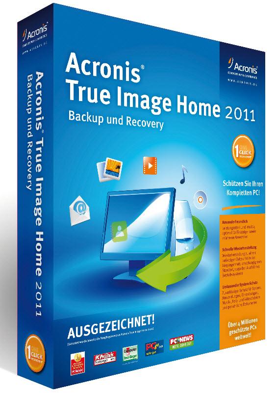 Загрузок 0. Добавил vital. Разное. Acronis True Image Home Build
