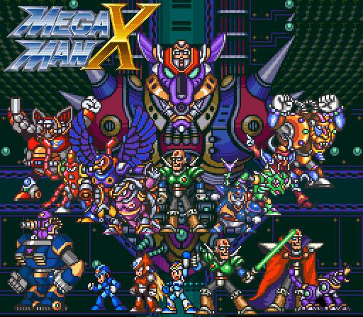 Resultado de imagen para Megaman trilogia x Snes