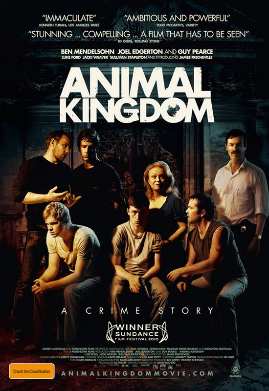 Poster de Animal Kingdom