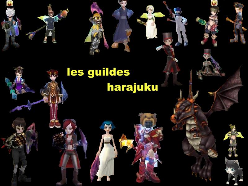 HarajukuGirls Index du Forum