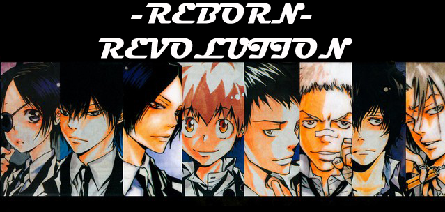 Reborn Revolution Index du Forum
