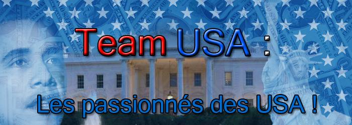 Team USA Index du Forum