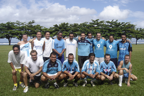 Forum du Club des Supporters Tahitiens de l'OM Index du Forum