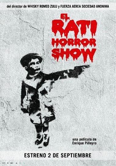 Poster de El Rati Horror Show