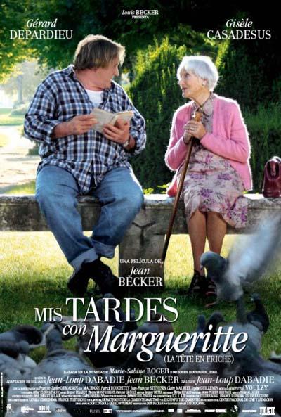 Poster de Mis tardes con Margueritte