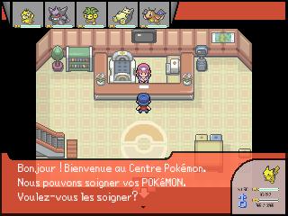 Pokemon version Azurite / Pokemon version Amblygonite Interface-10c5378