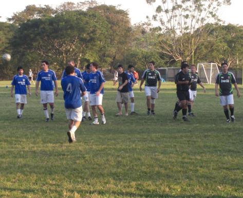 futbol aficionado
