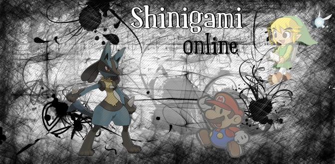 Le forum de la Team ShInIgamI Index du Forum