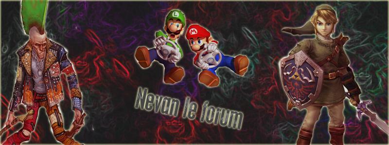 Nevan team Index du Forum