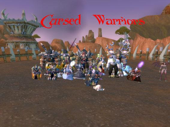 Guilde de Cursed Warriors Index du Forum